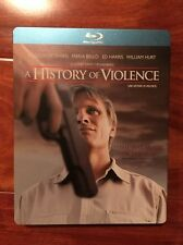 History Of Violence (Blu Ray Steelbook, Region Free)
