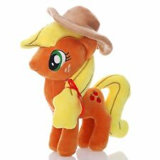 19CM My Little Pony Apple Jack Stuffed Soft Plushed Toy Doll Kids Gift