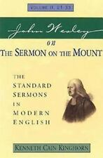 John Wesley on the Sermon on the Mount Vol. 2 by John Wesley (2002, Paperback)