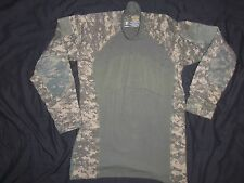 MASSIF GEAR SHIRT COMBAT LARGE NEW wot GENUINE USA MILITARY ACU DIGITAL CAMO yw