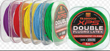 Trabucco XPS 6M Tournament Class Double Fluoro Latex Fishing Line Size 8 1.2 mm
