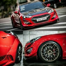 Sequence Zero-Kit Series Full Wide Body Kit for Hyundai Genesis Coupe  [FRP]