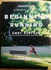 Runner's World Complete Book of Beginning Running, Burfoot
