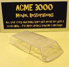 French dinky 507 simca 1500 break reproduction repro plastique transparent fenêtre unité