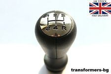 Gear Shift Stick Knob Black 5 Speed Scheme Top CITROEN C2 C3 C4 Saxo New Chrom