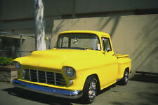 780056 1956 Chevrolet Pickup Truck Modified A4 Photo Print