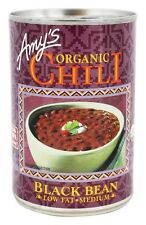 Amy's - Organic Chili Medium Black Bean - 14.7 oz.