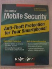 brand NEW Kaspersky Mobile Security for Windows Mobile & Symbian Smartphones