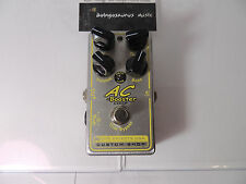 XOTIC EFFECTS AC BOOSTER COMP BOOST PEDAL COMPRESSOR OVERDRIVE CUSTOM SHOP