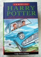 HARRY POTTER CHAMBER OF SECRETS UK First Edition - 1st Print   HARDBACK