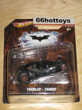 Hot Wheels 1:50 Batman Batmobile The Dark Knight Black Tumbler X4034 New