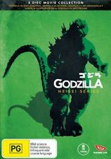 Godzilla - Heisei Series Boxset (DVD, 2009, 5-Disc Set)