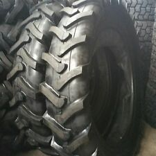 (2-TIRES) 13.6x38,13.6-38 10 PLY Tractor Tires with tubes 13638 FREE SHIPPING