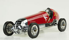 Red BB Korn 1930s Tether Car Model Spindizzy Replica by Authentic Models PC013R