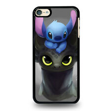 TOOTHLESS AND STITCH iPod Touch 4 5 6 Case Gen Apple Cover