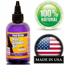 Hair Growth Oil Faster Hair Growth Grow Long Healthy Hair Naturally 100% Natural