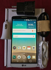 LG G3 D851 White T-Mobile GSM 4G Unlocked 32GB 13MP Android 5.0.1 Smartphone