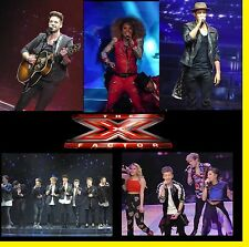 ★ X FACTOR BEN HAENOW FLEUR  2015 CONCERT 1200 PHOTOS CD LIVE TOUR SET  1+2 ★