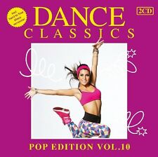 Dance Classics-pop Edition vol.10 (whitbey Houston, Level 42, wham!) 2 CD NEUF