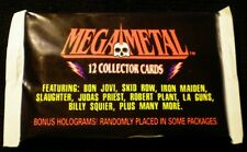 MegaMetal Music Trading Card Pack
