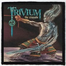 TRIVIUM PATCH / SPEED-THRASH-BLACK-DEATH METAL