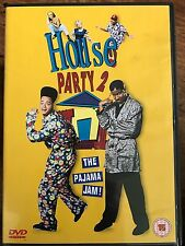 Kid 'n' Play HOUSE PARTY 2: The PAJAMA JAM ~ 1991 Comedy Sequel  | Rare UK DVD