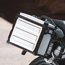 Orig. Yamaha XT660Z Tenere Seitenkoffer Aluminium RECHTS silber 30 Liter