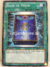Yu-Gi-Oh - 1x Book of Moon - Mosaic Rare - BP02 - War of the Giants