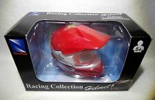Blue   New Ray - Racing Collection Helmet - 1:6 - die cast model.dirt bike
