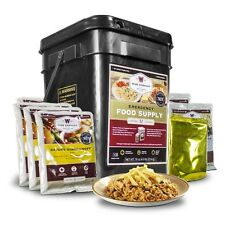 Wise Food 52 Serving Prepper Pack Bucket, Camping, Bug Out, Emergency