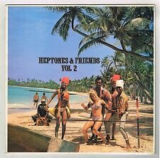 attack LP : VARIOUS-heptones & friends volume 2   (hear)   boss reggae
