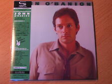 John O 'Banion S/T + 2 Japan mini lp SHM CD