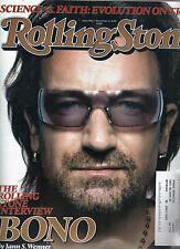 ROLLING STONE magazine #986  U2 cover  Depeche Mode  Stephen Colbert