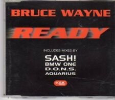 (BU381) Bruce Wayne, Ready - 1997 CD