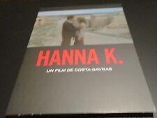 """DVD DIG NEUF """"HANNA K."""" Jill CLAYBURGH, Jean YANNE, Gabriel BYRNE / COSTA GAVRAS"""