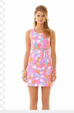 NWT Lilly Pulitzer Iggy Dress Feeling Tanked sz 10 $198