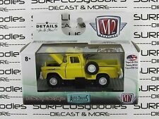 M2 MACHINES 1:64 Scale Auto-Trucks R38 1958 CHEVROLET APACHE STEP SIDE Pickup
