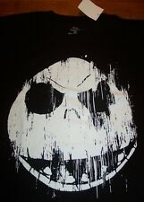 Tim Burton's THE NIGHTMARE BEFORE CHRISTMAS Jack T-Shirt MEDIUM NEW w/ TAG