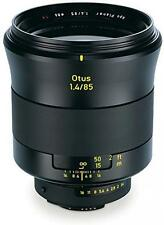 New Carl ZEISS OTUS 85mm f1.4 ZF.2 for Nikon Lens COSINA Made in JAPAN
