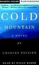Cold Mountain by Charles Frazier - Audio Cassettes