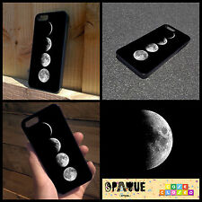 MOON PHASES PRINT For iPhone 4S 5S 5C 6S Plus Hard or Rubber Case Cover TUMBLR
