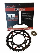 Risk Racing Rear Sprocket HONDA CR 00 - 07 - CRF 250 04 - 14 -450 02-14 / 50 T