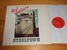 RED GUITARS - STEELTOWN / UK 12'' MAXI-LP 1984