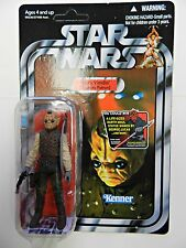 2012 Star Wars Vintage VC53 Bom Vimdin Unpunched Darth Maul Offer