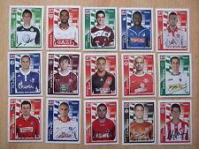 Topps Bundesliga  2010 - 2011 -   10/11  -   30  Sticker  aussuchen NEU