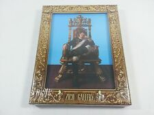 ZICO KPOP 1st Mini Album Gallery CD Booklet Folded poster Sticker Sealed BLOCK B