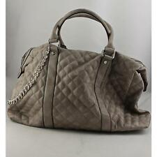 Mix No 6 Steph Duffel Bag Women Gray Duffel Bag Blemish  17940