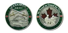 Canadian Army Collectible Coin