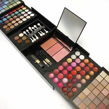 Full 177 Color Eyeshadow Palette Blush Lip Gloss Concealer Kit Beauty Makeup Set