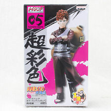 RARE! Naruto Gaara Figure High Spec Coloring Banpresto HSCF JAPAN ANIME